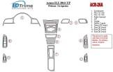 BMW Z3 E36 - 7 03.96 - 03.99 Mittelkonsole Armaturendekor Cockpit Dekor 20 -Teile