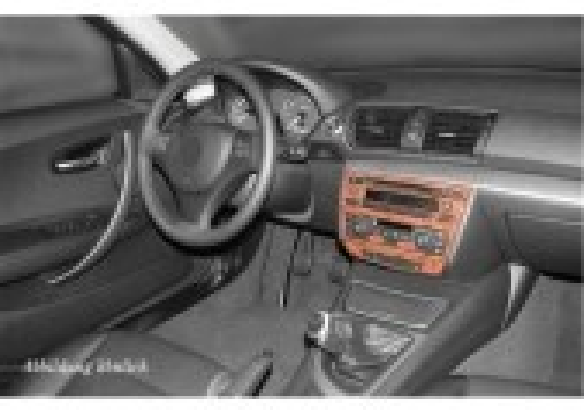 BMW 1 Series E87 3 Series E90 05.2004 3M 3D Car Tuning Interior Tuning Interior Customisation UK Right Hand Drive Australia Dash