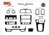 Nissan Maxima 02.95-01.00 3M 3D Car Tuning Interior Tuning Interior Customisation UK Right Hand Drive Australia Dashboard Trim K