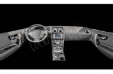 Renault Kangoo 10.2008 Mittelkonsole Armaturendekor Cockpit Dekor 14 -Teile