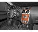 Opel Corsa D 01.2007 3M 3D Car Tuning Interior Tuning Interior Customisation UK Right Hand Drive Australia Dashboard Trim Kit Da