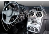 Opel Corsa D 01.2007 3M 3D Car Tuning Interior Tuning Interior Customisation UK Right Hand Drive Australia Dashboard Trim Kit Da