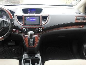 Hyundai Atos 03.98 - 06.06 Interior Dashboard Trim Kit Dashtrim accessories, wood grain, camouflage, carbon fiber, aluminum dash
