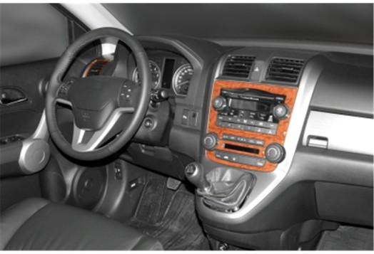 Hyundai H1 Full Set 03.2008 Mittelkonsole Armaturendekor Cockpit Dekor 32 -Teile