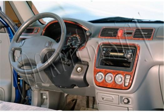 Opel Zafira A 01.99-12.05 3M 3D Car Tuning Interior Tuning Interior Customisation UK Right Hand Drive Australia Dashboard Trim K