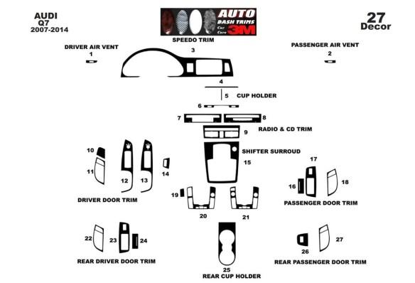 BMW 3 Series E46 Compact 04.98-12.04 3M 3D Car Tuning Interior Tuning Interior Customisation UK Right Hand Drive Australia Dashb