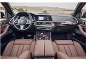 BMW X5 G05 From 2018 M-Sport Interior Protector Scratch UVResistant DecalSet