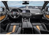 BMW X6 F96 From 2020 M Interior Protector Scratch UVResistant DecalSet