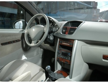Nissan Navara D22 Pick-up 04.98 - 08.99 Interior Dashboard Trim Kit Dashtrim accessories, wood grain, camouflage, carbon fiber,