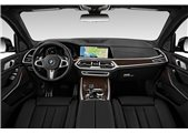 BMW X7 G07 From 2019 M-Sport Interior Protector Scratch UVResistant DecalSet