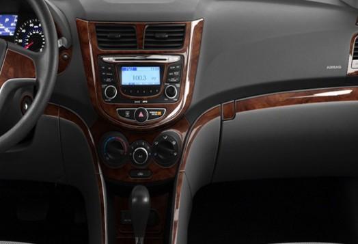 Mitsubishi Temsa Prestige Midibus 01.1999 Mittelkonsole Armaturendekor Cockpit Dekor 9 -Teile