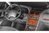 Volkswagen Polo 9N 09.01 - 02.05 Mittelkonsole Armaturendekor Cockpit Dekor 14 -Teile