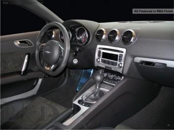 Audi A6 C5 Typ 4B 05.97 - 05.01 Mittelkonsole Armaturendekor Cockpit Dekor 12 -Teile