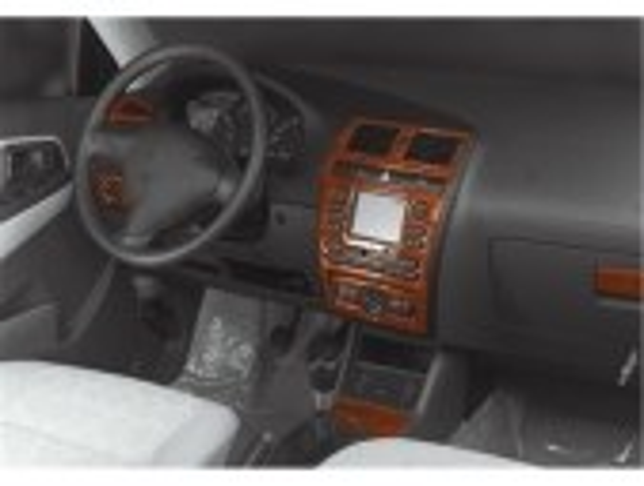 Seat Ibiza-Cordoba 08.99-03.02 3M 3D Car Tuning Interior Tuning Interior Customisation UK Right Hand Drive Australia Dashboard T