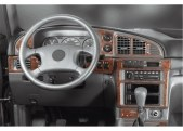 Ssangyong Musso 04.96-12.99 3M 3D Car Tuning Interior Tuning Interior Customisation UK Right Hand Drive Australia Dashboard Trim