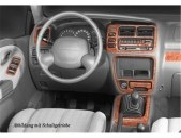 Suzuki Grand vitara 4x4 03.98-08.05 3M 3D Car Tuning Interior Tuning Interior Customisation UK Right Hand Drive Australia Dashbo