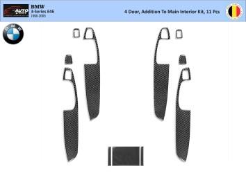 Chevrolet Tahoe 03.95 - 09.99 Mittelkonsole Armaturendekor Cockpit Dekor 24 -Teile