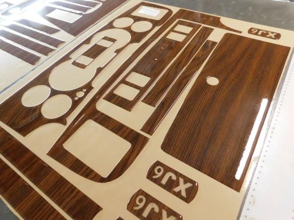 Volkswagen Sirocco 01.2013 3M 3D Car Tuning Interior Tuning Interior Customisation UK Right Hand Drive Australia Dashboard Trim