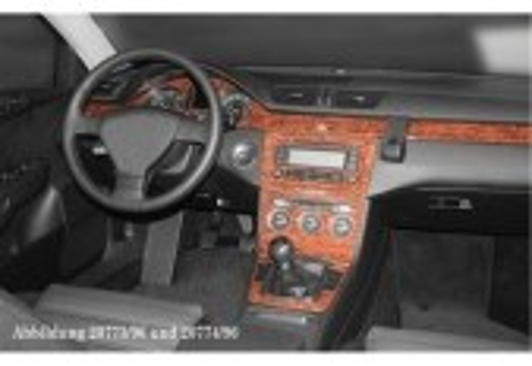 Volkswagen Passat B6 Tacho 02.05 09.10 3M 3D Car Tuning Interior Tuning Interior Customisation UK Right Hand Drive Australia Das