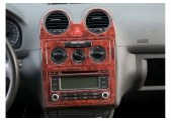 Volkswagen Caddy 01.04-08.09 3M 3D Car Tuning Interior Tuning Interior Customisation UK Right Hand Drive Australia Dashboard Tri