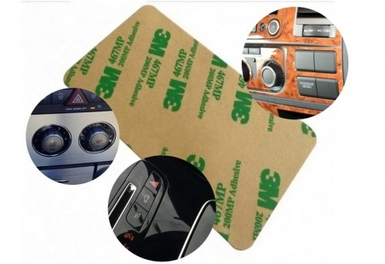Kia Sephia 09.93 - 05.95 Interior Dashboard Trim Kit Dashtrim accessories, wood grain, camouflage, carbon fiber, aluminum dash k