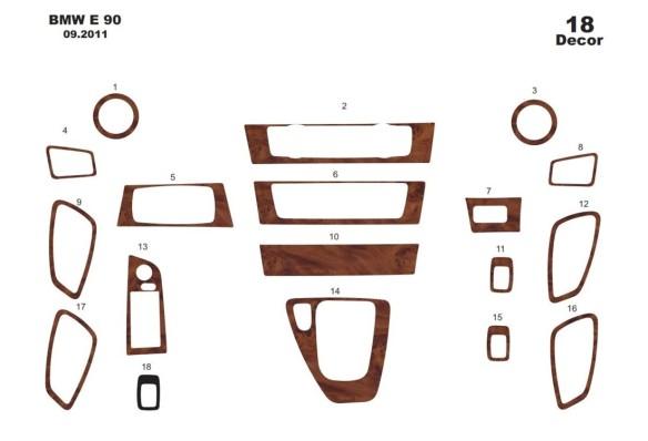 Chevrolet Captiva 01.07-01.12 3M 3D Car Tuning Interior Tuning Interior Customisation UK Right Hand Drive Australia Dashboard Tr