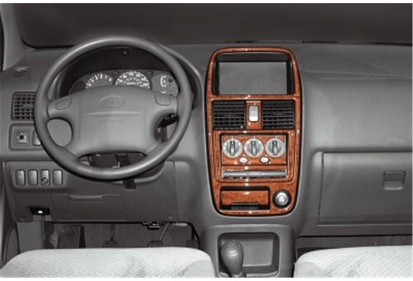 Volkswagen LT 03.95-03.06 3M 3D Car Tuning Interior Tuning Interior Customisation UK Right Hand Drive Australia Dashboard Trim K