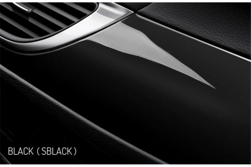 Audi A2 02.00 - 01.05 Interior Dashboard Trim Kit Dashtrim accessories, wood grain, camouflage, carbon fiber, aluminum dash kits