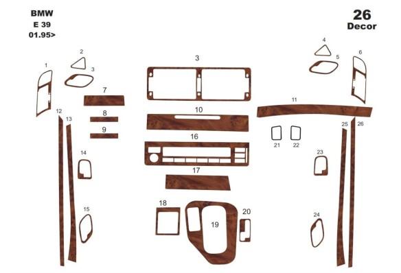 Chrysler Grand Cherokee 09.92-01.96 3M 3D Car Tuning Interior Tuning Interior Customisation UK Right Hand Drive Australia Dashbo