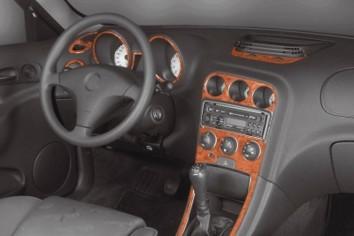 Audi A3 Typ 8L 08.00 - 03.03 Interior Dashboard Trim Kit Dashtrim accessories, wood grain, camouflage, carbon fiber, aluminum da