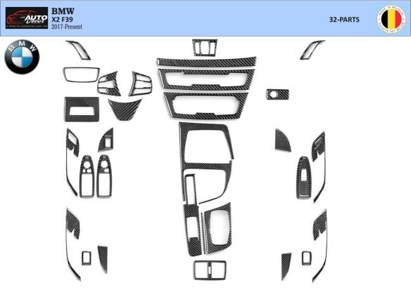 Citroen C8 02.2002 3M 3D Car Tuning Interior Tuning Interior Customisation UK Right Hand Drive Australia Dashboard Trim Kit Dash