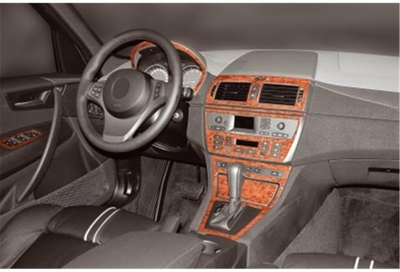 Citroen Saxo 04.96-10.99 3M 3D Car Tuning Interior Tuning Interior Customisation UK Right Hand Drive Australia Dashboard Trim Ki