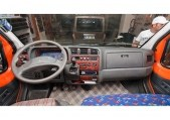 Citroen Jumper 09.94-02.02 3M 3D Car Tuning Interior Tuning Interior Customisation UK Right Hand Drive Australia Dashboard Trim
