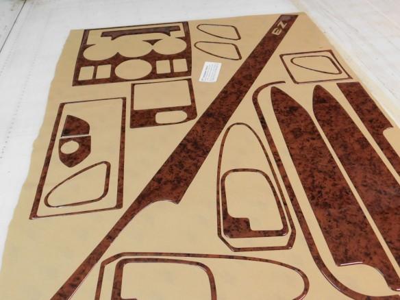 Citroen Jumper 03.02-01.06 3M 3D Car Tuning Interior Tuning Interior Customisation UK Right Hand Drive Australia Dashboard Trim