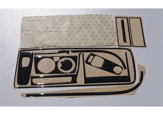 Honda Civic City 01.06 - 09.10 Mittelkonsole Armaturendekor Cockpit Dekor 7 -Teile