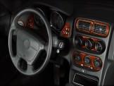 Fiat Ducato 03.02 - 01.06 Mittelkonsole Armaturendekor Cockpit Dekor 15 -Teile