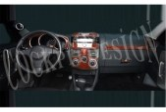 Daihatsu Terios 09.2006 3M 3D Car Tuning Interior Tuning Interior Customisation UK Right Hand Drive Australia Dashboard Trim Kit