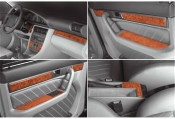 Fiat Ducato 03.94 - 02.02 Mittelkonsole Armaturendekor Cockpit Dekor 32 -Teile