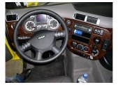 Daf CF 01.2011 3M 3D Car Tuning Interior Tuning Interior Customisation UK Right Hand Drive Australia Dashboard Trim Kit Dash Tri