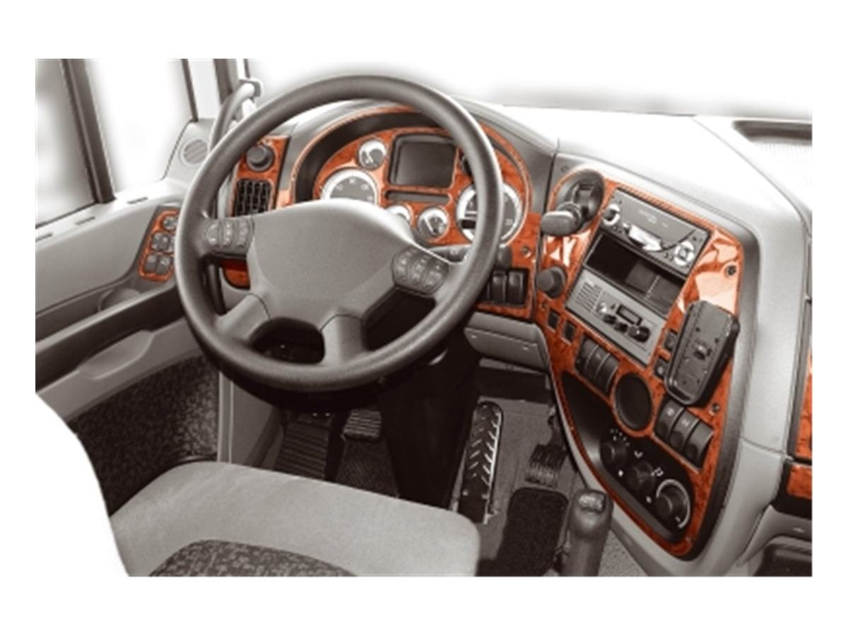 Daf XF 11.02-12.05 3M 3D Interior Dashboard Trim Kit Dash Trim Dekor ...