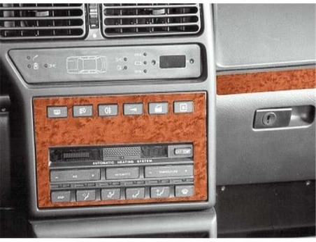 Hyundai Elantra 01.2012 Interior Dashboard Trim Kit Dashtrim accessories, wood grain, camouflage, carbon fiber, aluminum dash ki