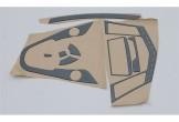Volvo 850 10.91 - 08.93 Mittelkonsole Armaturendekor Cockpit Dekor 19 -Teile