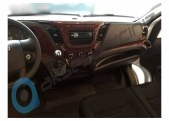 Iveco Daily 07.2014 3M 3D Car Tuning Interior Tuning Interior Customisation UK Right Hand Drive Australia Dashboard Trim Kit Das