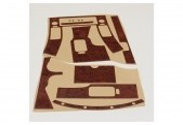 Nissan Navara D40 02.06-12.10 3M 3D Car Tuning Interior Tuning Interior Customisation UK Right Hand Drive Australia Dashboard Tr