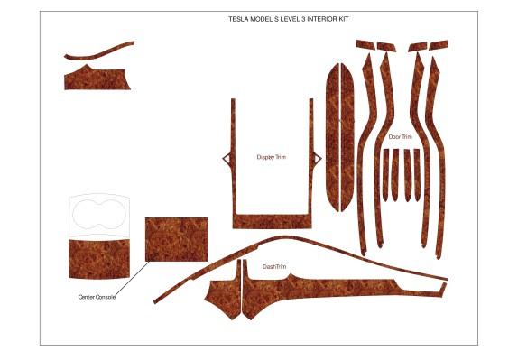 Mercedes SLK (R170) 1997-2004 3M 3D Car Tuning Interior Tuning Interior Customisation UK Right Hand Drive Australia Dashboard Tr