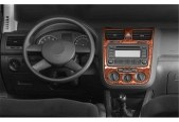 Volkswagen Golf V Jetta 10.03-10.08 3M 3D Car Tuning Interior Tuning Interior Customisation UK Right Hand Drive Australia Dashbo