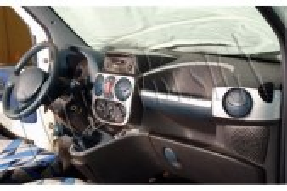 Fiat Doblo 01.01-08.09 3M 3D Car Tuning Interior Tuning Interior Customisation UK Right Hand Drive Australia Dashboard Trim Kit