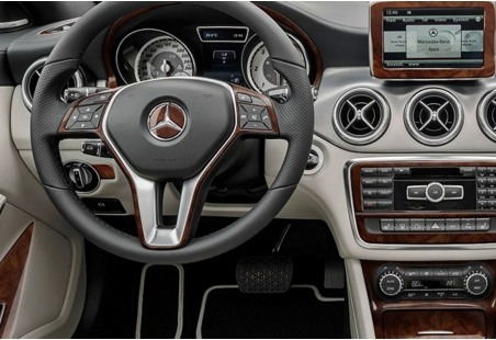 Tremendous Mercedes Cla Class Cars Interior Dash Kits Real Wood Grain Download Free Architecture Designs Scobabritishbridgeorg