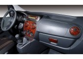 Fiat Fiorino 01.2008 3M 3D Car Tuning Interior Tuning Interior Customisation UK Right Hand Drive Australia Dashboard Trim Kit Da