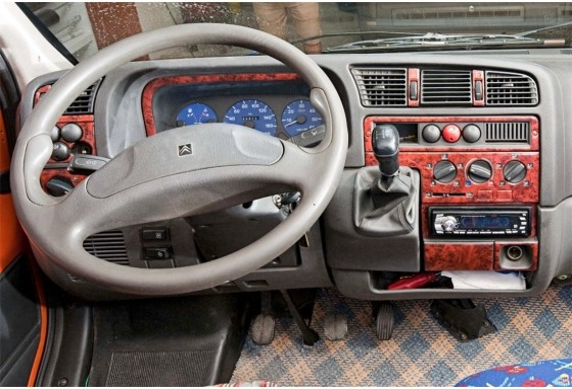 Fiat Ducato 03.94-02.02 3M 3D Car Tuning Interior Tuning Interior Customisation UK Right Hand Drive Australia Dashboard Trim Kit
